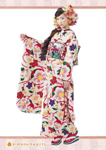 KH-147(No: 12757) / キモノハーツ福岡 kimono hearts fukuoka | My振袖 (23647)