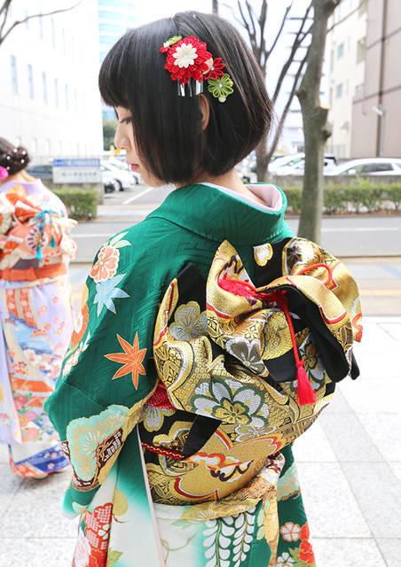 No.688 ユカ | ふりそで美女スタイル〜振袖BeautyStyle〜 (23750)