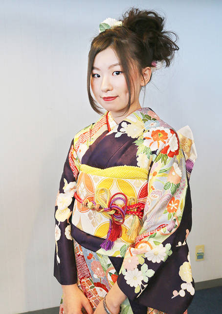 No.664 ちなみ   ふりそで美女スタイル〜振袖BeautyStyle〜 (23830)