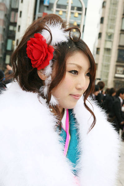 No.023 茂木晴香 | ふりそで美女スタイル〜振袖BeautyStyle〜 (23953)