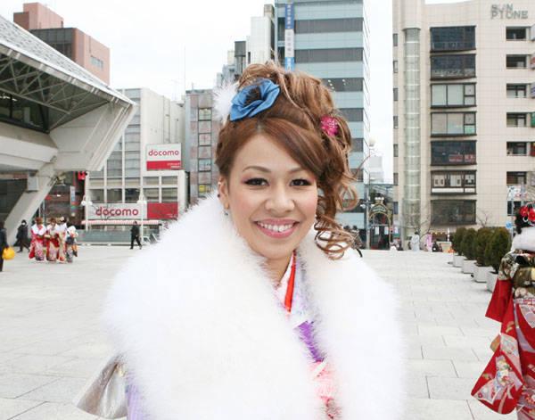 No.020 振袖美女1 | ふりそで美女スタイル〜振袖BeautyStyle〜 (23955)