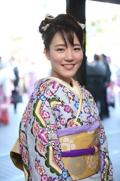 No.074 くま | ふりそで美女スタイル〜振袖BeautyStyle〜 (23992)