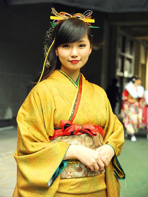 No.487 ワカニャン   ふりそで美女スタイル〜振袖BeautyStyle〜 (24015)