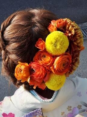 【ライフ】成人式は手作り髪飾りで個性を出して周りと差をつけよう!成人式につけていきたい髪飾りはどれ?   とらたろうのエンタメ情報 (24088)