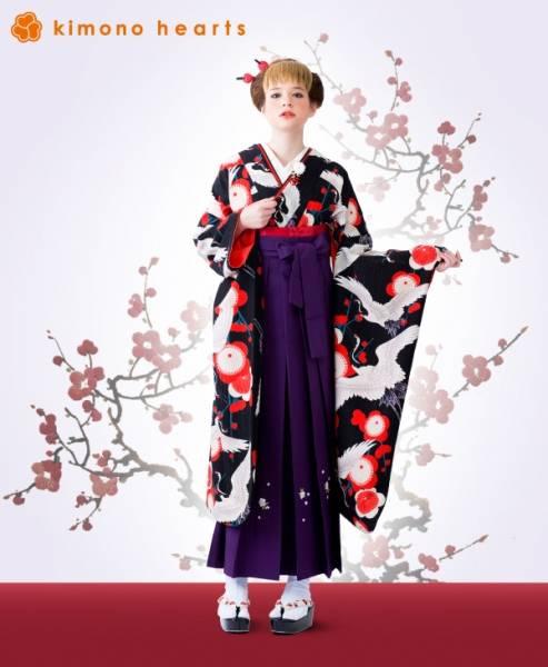 KH-132&H203(No: 1314) / キモノハーツ神戸 - 卒業式と成人式の袴レンタル日本最大級の情報サイト (24197)