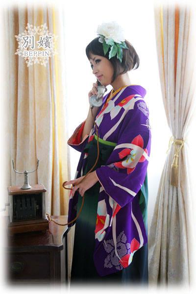 別嬪 / 大阪府 - 卒業式と成人式の袴レンタル日本最大級の情報サイト (24393)