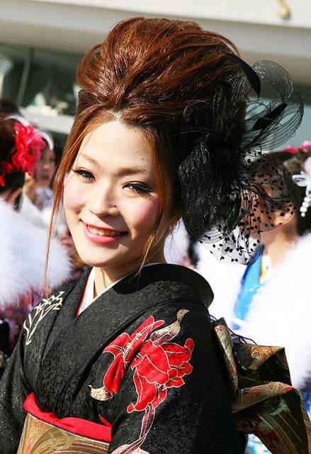 No.201 アンコロ | ふりそで美女スタイル〜振袖BeautyStyle〜 (24532)