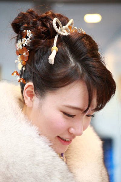 No.074 くま | ふりそで美女スタイル〜振袖BeautyStyle〜 (24538)