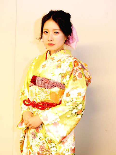 No.463 サカナ | ふりそで美女スタイル〜振袖BeautyStyle〜 (24664)