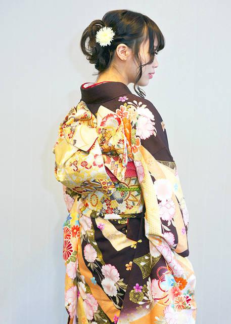 No.509 さり | ふりそで美女スタイル〜振袖BeautyStyle〜 (24900)