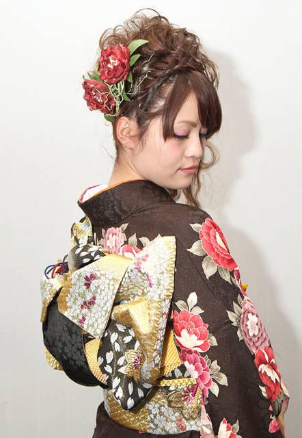 No.244 なつき   ふりそで美女スタイル〜振袖BeautyStyle〜 (25172)