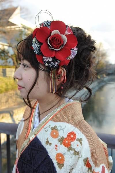 No.415 まよ   ふりそで美女スタイル〜振袖BeautyStyle〜 (25173)