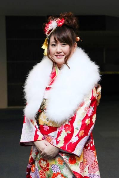No.391 ゆう   ふりそで美女スタイル〜振袖BeautyStyle〜 (25193)