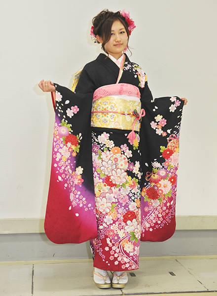No.629 ななみ | ふりそで美女スタイル〜振袖BeautyStyle〜 (25289)