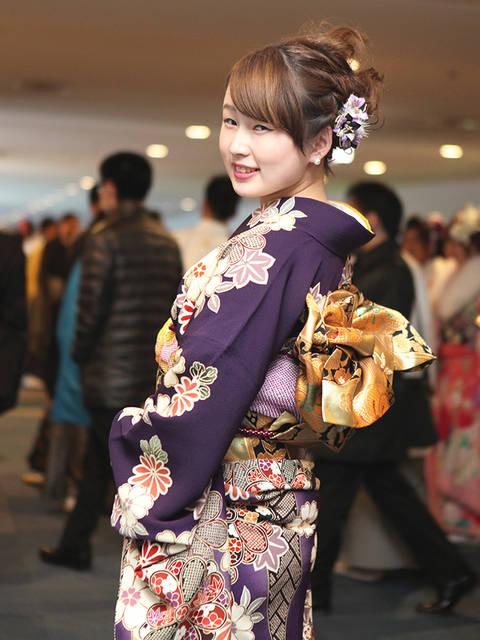 No.525 みきてぃー | ふりそで美女スタイル〜振袖BeautyStyle〜 (25453)