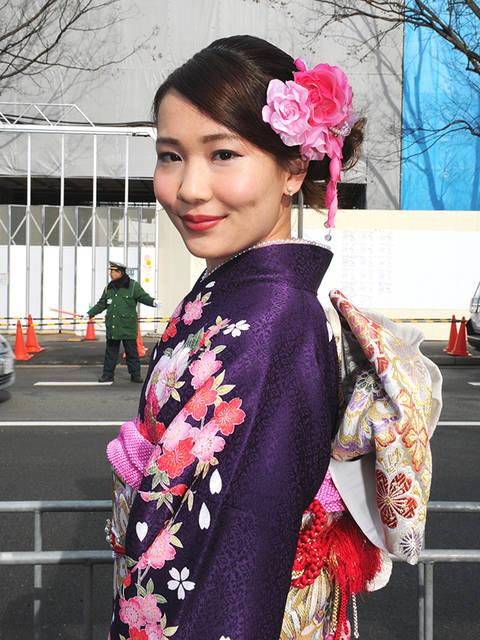 No.552 ゆか | ふりそで美女スタイル〜振袖BeautyStyle〜 (25459)