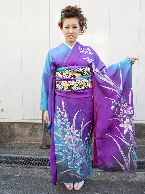 No.195 大阪ガール18 | ふりそで美女スタイル〜振袖BeautyStyle〜 (25461)