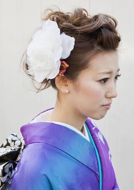 No.195 大阪ガール18 | ふりそで美女スタイル〜振袖BeautyStyle〜 (25462)