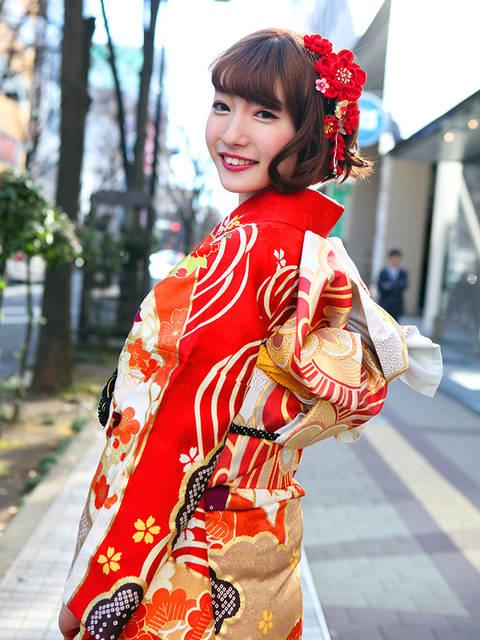 No.515 てぃー | ふりそで美女スタイル〜振袖BeautyStyle〜 (25479)