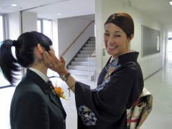 三女。ついに卒業!とうとう.....おつかれさま!私。: Chico (25510)
