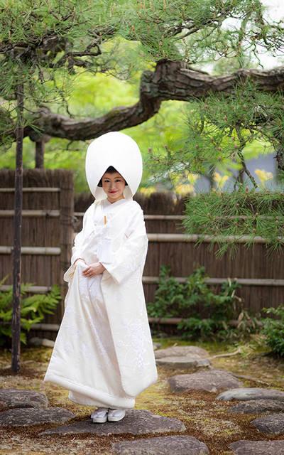 白無垢・和装 衣装 京都和婚(結婚式・披露宴)なら料亭 京大和ウェディング (25569)