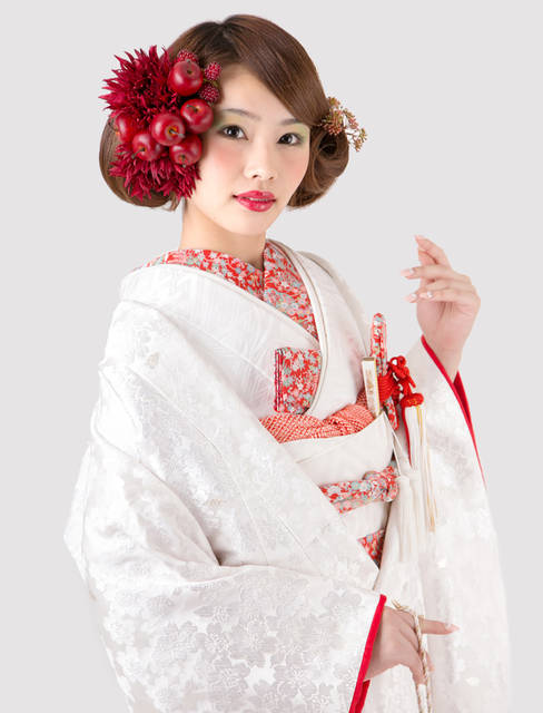 白雪姫コーディネイト白無垢 | おしゃれ和装ならユイマリー (25646)