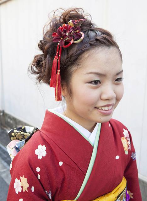 No.190 大阪ガール13 | ふりそで美女スタイル〜振袖BeautyStyle〜 (26013)