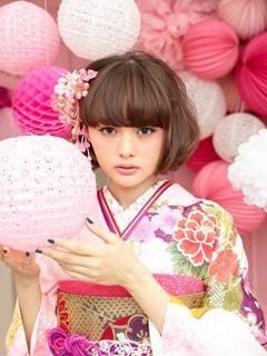 2014年♪ かわいい(●^o^●) (No.4866) / 振袖専門店UMAYA | My振袖 (26111)