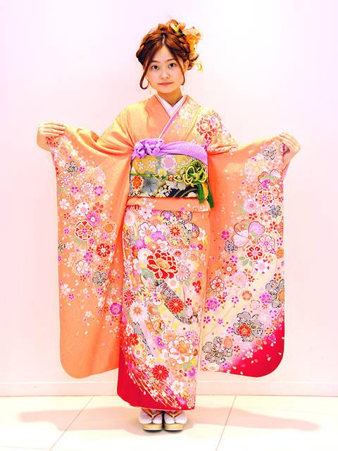 No.486 ユリ | ふりそで美女スタイル〜振袖BeautyStyle〜 (26126)