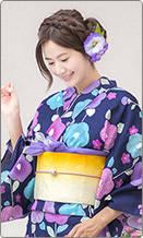 サイズセレクト浴衣100選 浴衣(ゆかた)通販専門サイト (26217)