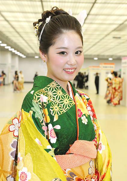 No.628 ちえちゃぽ | ふりそで美女スタイル〜振袖BeautyStyle〜 (26335)