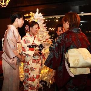 2012きものdeクリスマスパーティ of ひろしまきもの遊び (26425)