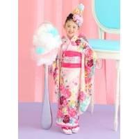 7歳女の子 和装(No: 1673) / STUDIO ARC アリオおおとり店 | 七五三クラブ (26504)