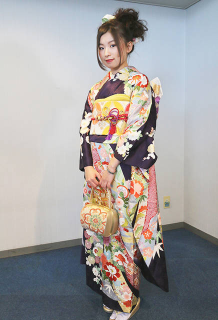 No.664 ちなみ | ふりそで美女スタイル〜振袖BeautyStyle〜 (26937)