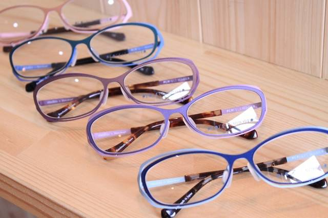 green optical     着物にも合う眼鏡 (26994)
