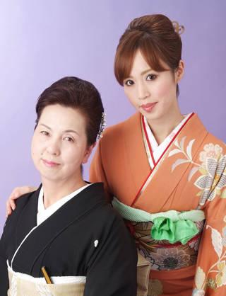 晴れの日を飾るアップスタイル☆|夢館ビューティー || 京都 || 着物着付・ドレスヘアセット&メイク || 結婚式・およばれ・パーティに (27032)
