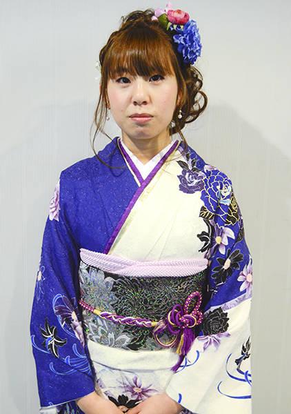 No.687 ゆー | ふりそで美女スタイル〜振袖BeautyStyle〜 (27090)