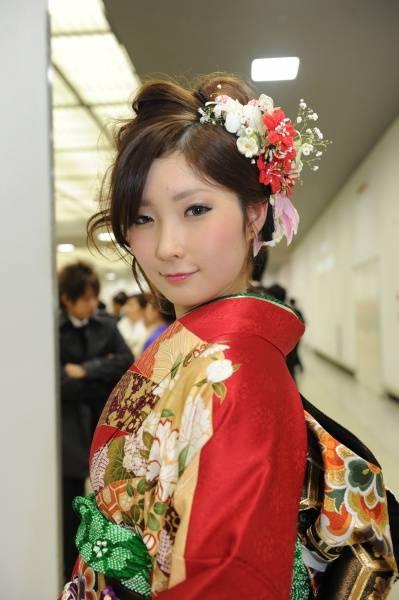 No.424 りえか | ふりそで美女スタイル〜振袖BeautyStyle〜 (27117)