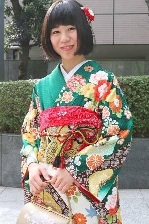 No.688 ユカ   ふりそで美女スタイル〜振袖BeautyStyle〜 (27155)