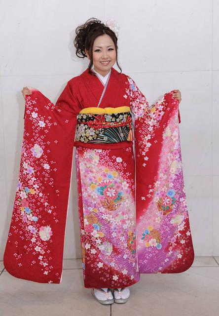 No.299 花歩 | ふりそで美女スタイル〜振袖BeautyStyle〜 (27444)