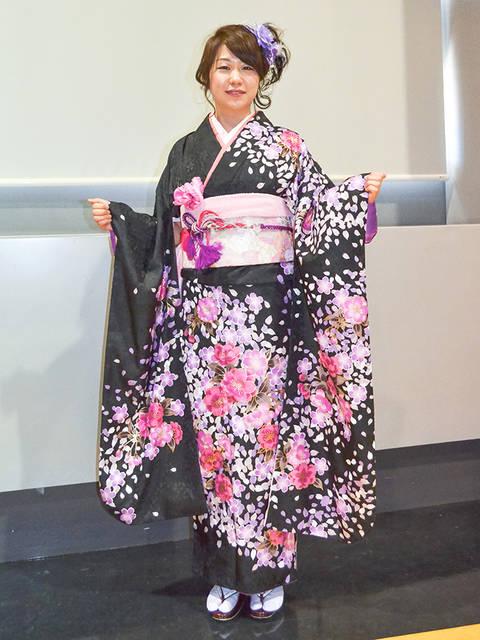 No.466 シー   ふりそで美女スタイル〜振袖BeautyStyle〜 (27650)