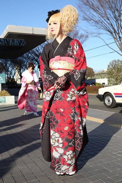 No.077 たけし | ふりそで美女スタイル〜振袖BeautyStyle〜 (27654)