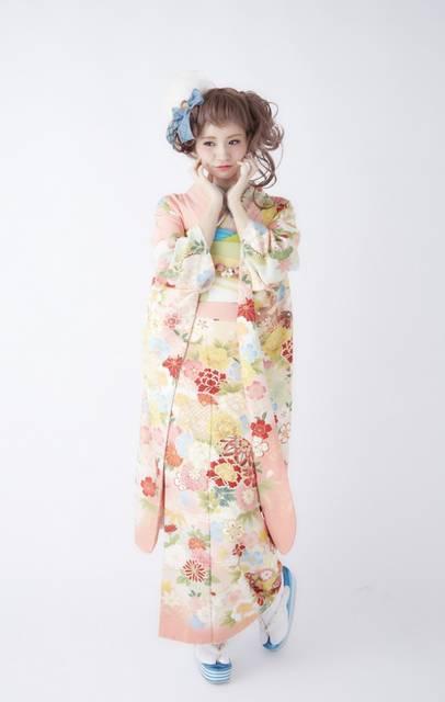 ふんわり可愛い♥Fluffily Style② (No.27136) / ロイヤルスタジオ 浜線店   My振袖 (27746)
