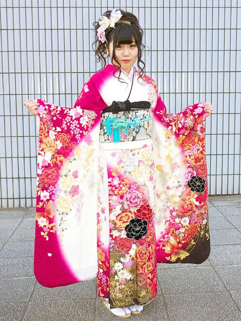 No.494 あかちん   ふりそで美女スタイル〜振袖BeautyStyle〜 (27770)