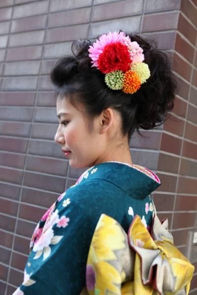 No.363 うり | ふりそで美女スタイル〜振袖BeautyStyle〜 (27929)