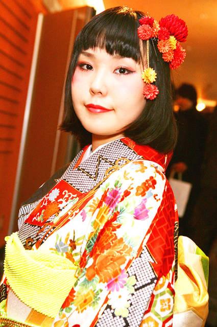 No.309 スミヨ | ふりそで美女スタイル〜振袖BeautyStyle〜 (27985)