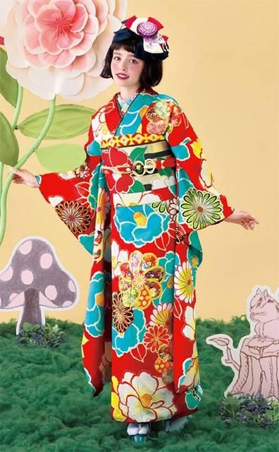 PG18-4 (No.35610) / ぷりずむ館 錦糸町店   My振袖 (28035)