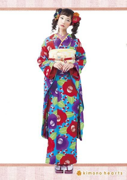 KH-149 (No.12755) / キモノハーツ福岡 kimono hearts fukuoka   My振袖 (28053)
