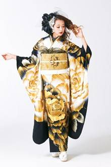 MODE振袖 (No.9193) / TAKAZEN京都店PrincessFurisode   My振袖 (28740)