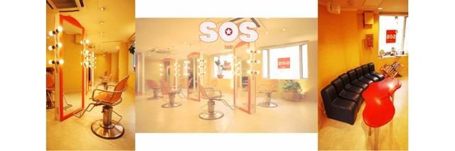 エスオーエスヘア 心斎橋(SOS hair)